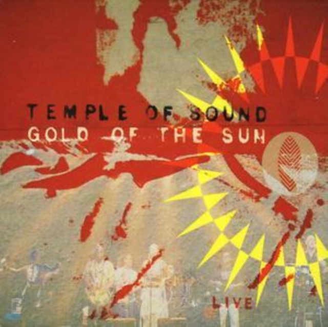 Gold of the Sun (Temple Of Sound) (CD / Album)