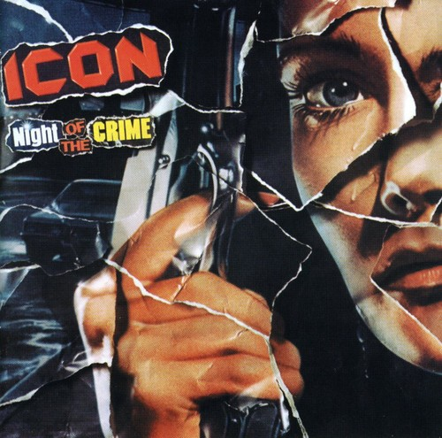 Night of the Crime (Icon) (CD)
