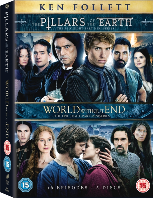 Pillars of the Earth/World Without End (DVD / Box Set)