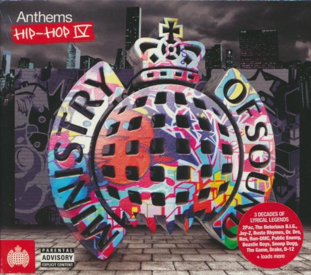 Anthems Hip-hop (CD / Album)