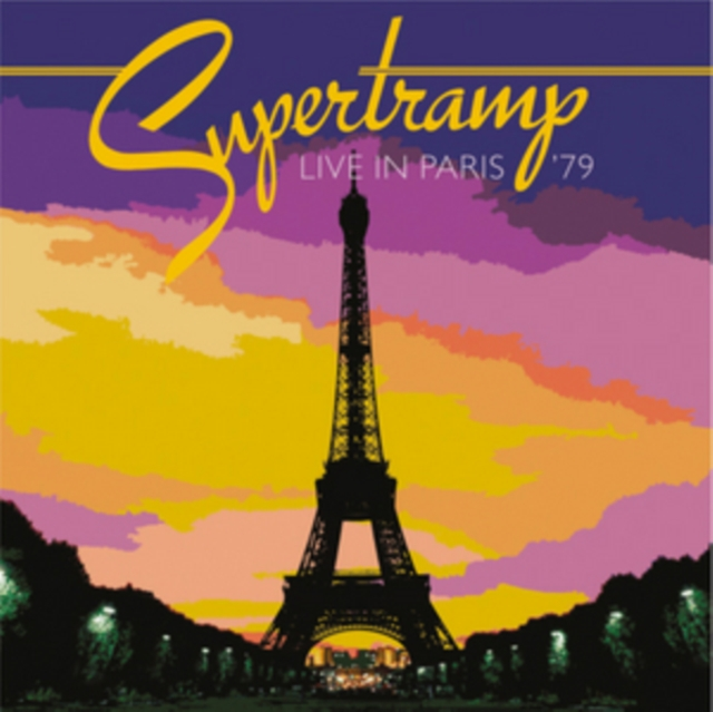 Supertramp: Live in Paris '79 (DVD / with CD)