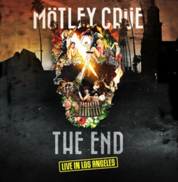 Motley Crue - The End (DVD / with CD)