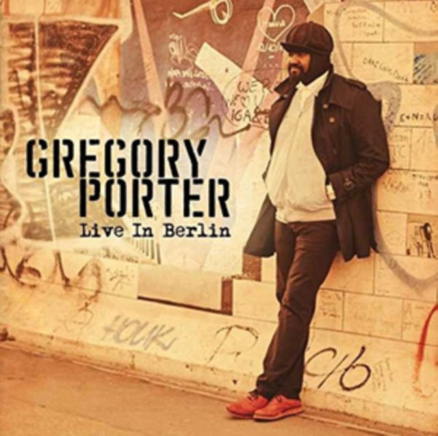 Gregory Porter: Live in Berlin (DVD / with CD)