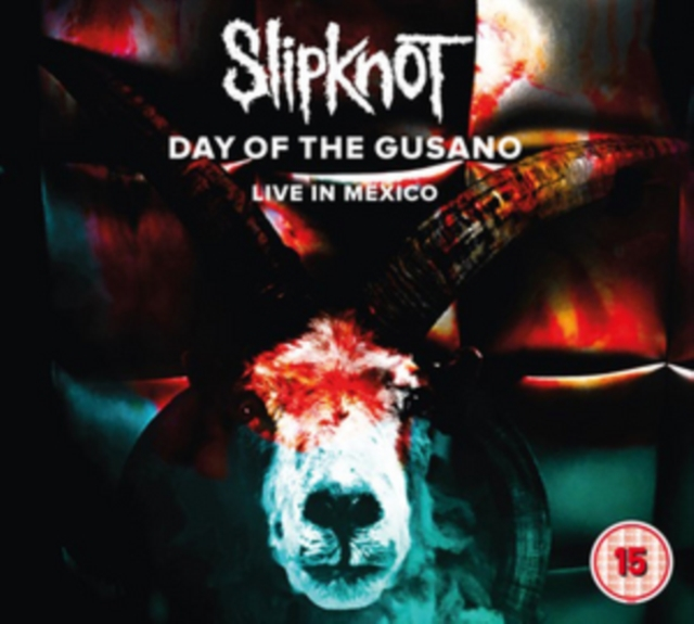 Slipknot: Day of the Gusano - Live in Mexico (DVD / NTSC Version with CD)