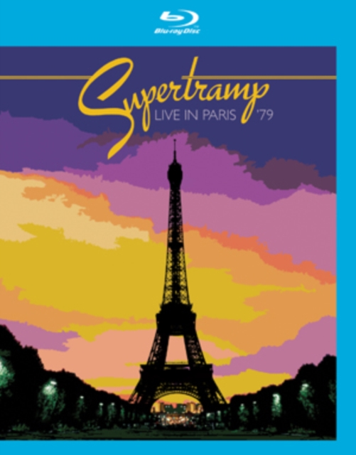 Supertramp: Live in Paris '79 (Blu-ray)