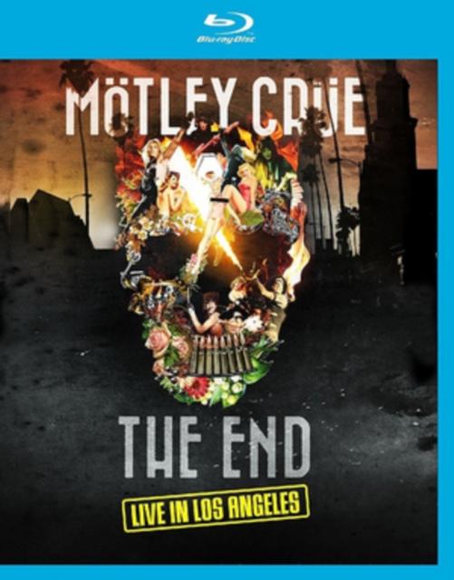 Motley Crue - The End (Blu-ray)