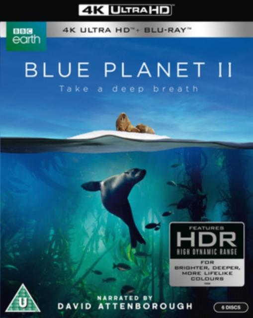 Blue Planet II (Blu-ray / 4K Ultra HD + Blu-ray (Boxset))