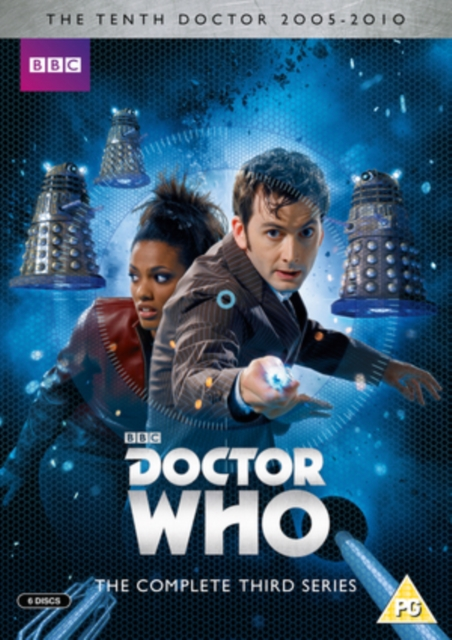 Doctor Who: The Complete Third Series (Euros Lyn;James Strong;Richard Clark;Charles Palmer;Graeme Harper;) (DVD / Box Set)