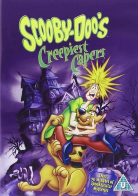Scooby-Doo: Scooby-Doo's Creepiest Capers (DVD)