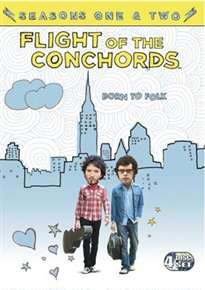 Flight of the Conchords: The Complete Seasons 1 and 2 (DVD)
