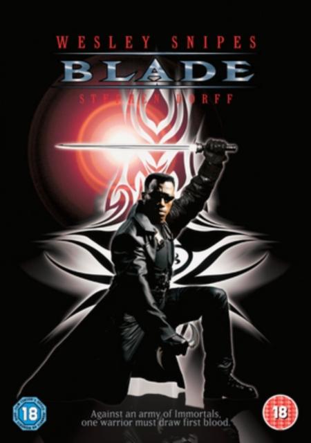 Blade (Steve Norrington) (DVD)