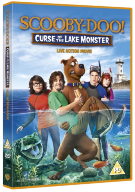 Scooby-Doo: Curse of the Lake Monster (Brian Levant) (DVD)