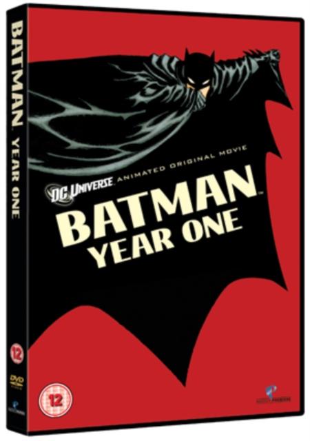 Batman: Year One (Sam Liu;Lauren Montgomery;) (DVD)