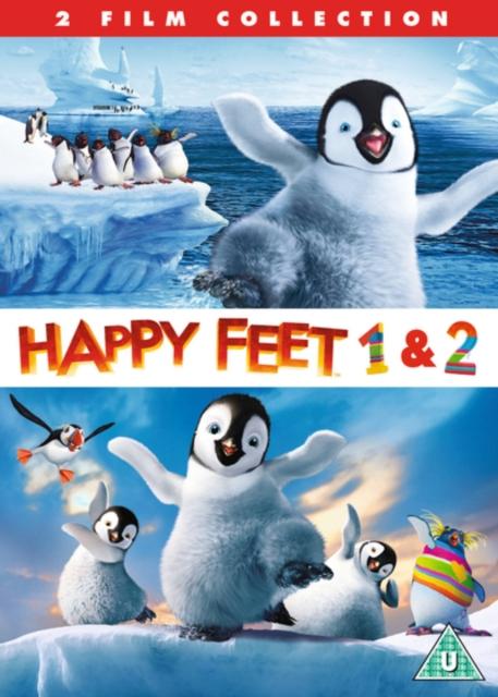 Happy Feet/Happy Feet 2 (George Miller;Warren Coleman;Judy Morris;Gary Eck;David Peers;) (DVD)
