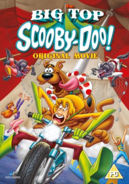 Scooby-Doo: Big Top Scooby-Doo! (Ben Jones) (DVD)