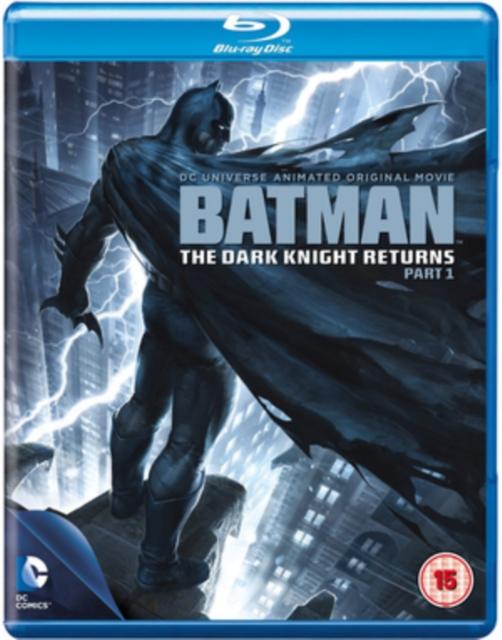 Batman: The Dark Knight Returns - Part 1 (Jay Oliva) (Blu-ray)