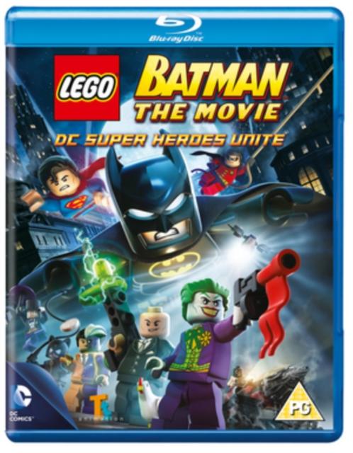 LEGO Batman - The Movie - DC Super Heroes Unite (Jon Burton) (Blu-ray)