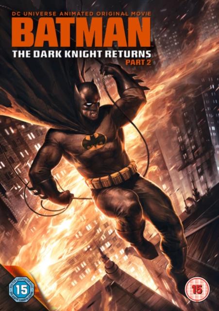 Batman: The Dark Knight Returns - Part 2 (Jay Oliva) (DVD)