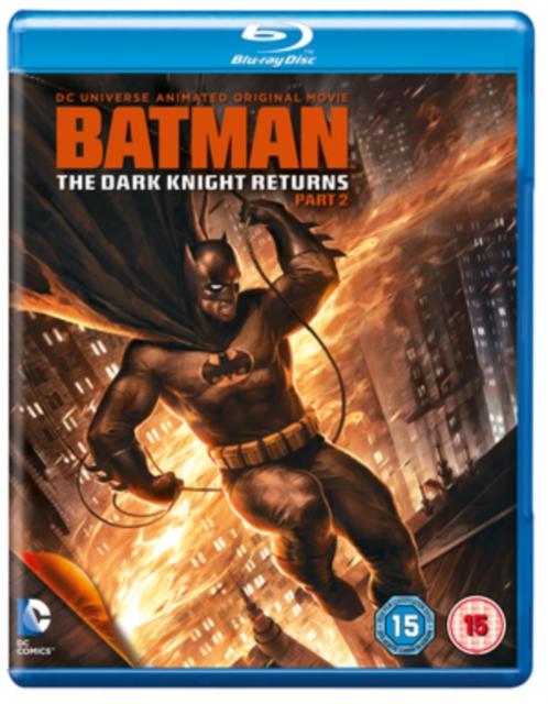 Batman: The Dark Knight Returns - Part 2 (Jay Oliva) (Blu-ray)