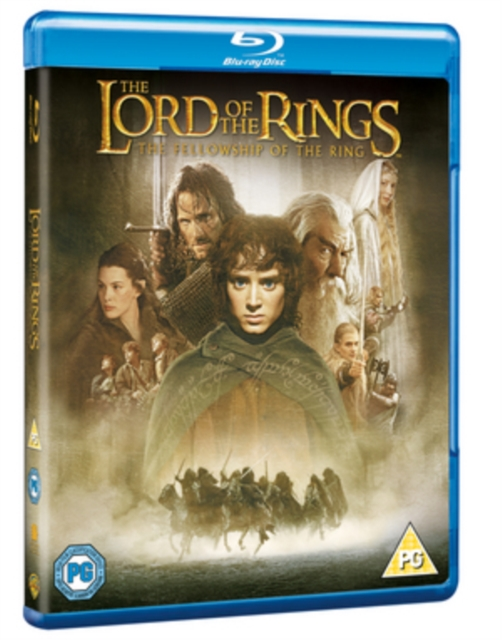 Lord of the Rings: The Fellowship of the Ring (Peter Jackson) (Blu-ray)