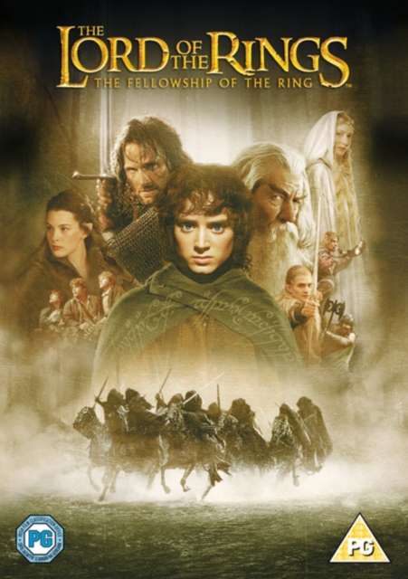 Lord of the Rings: The Fellowship of the Ring (Peter Jackson) (DVD)