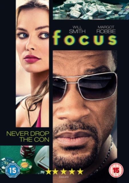 Focus (Glenn Ficarra;John Requa;) (DVD)