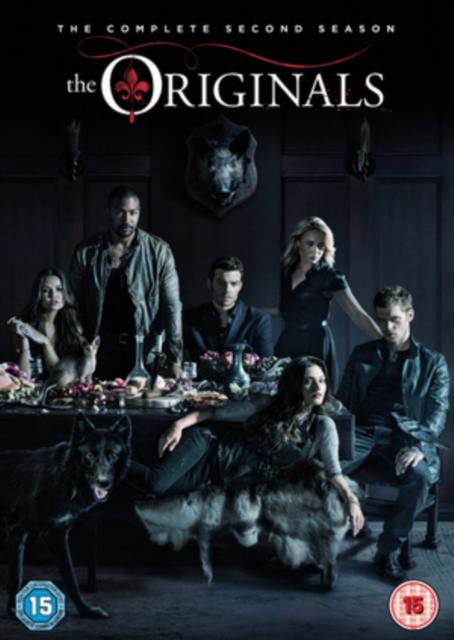 Originals: The Complete Second Season (DVD)