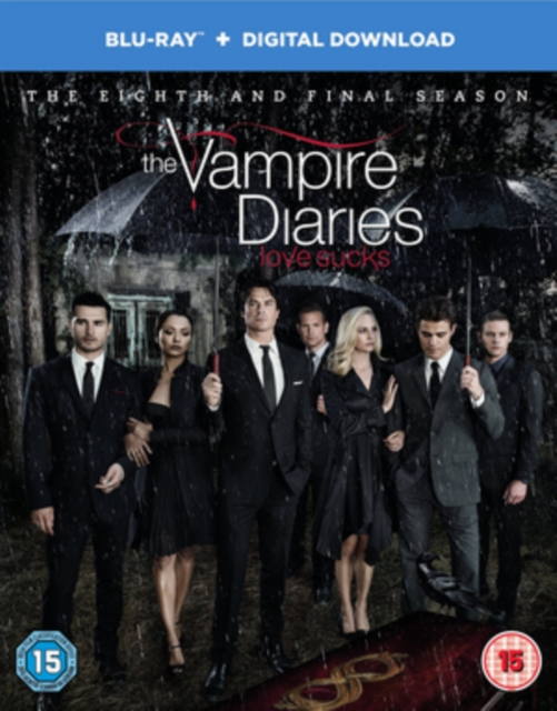 Vampire Diaries: The Eighth and Final Season (Blu-ray / with Digital Download)