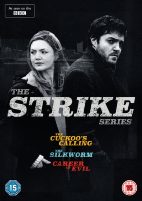 Strike Series (DVD / Box Set with Digital Download)
