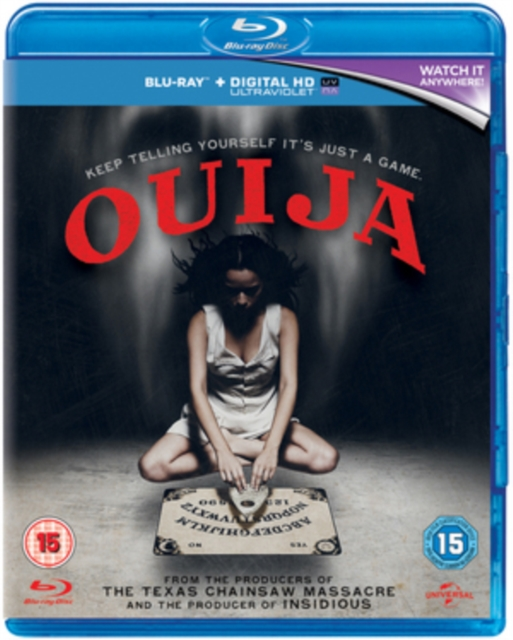 Ouija (Stiles White) (Blu-ray / with UltraViolet Copy)