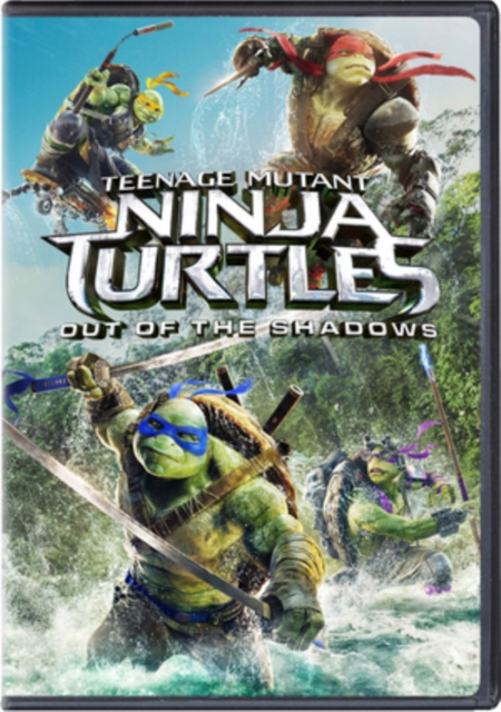 Teenage Mutant Ninja Turtles: Out of the Shadows (Dave Green) (DVD)