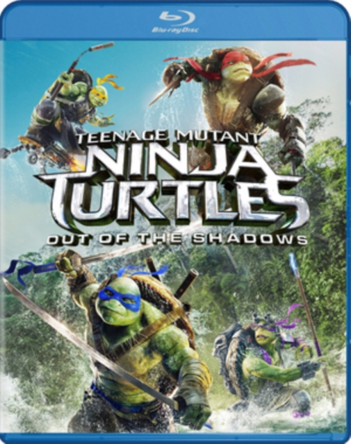 Teenage Mutant Ninja Turtles: Out of the Shadows (Dave Green) (Blu-ray)