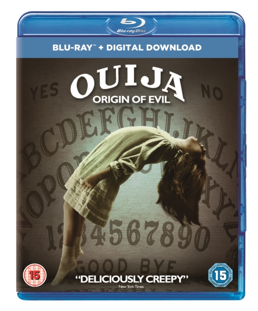 Ouija: Origin of Evil (Mike Flanagan) (Blu-ray / with Digital HD UltraViolet Copy)