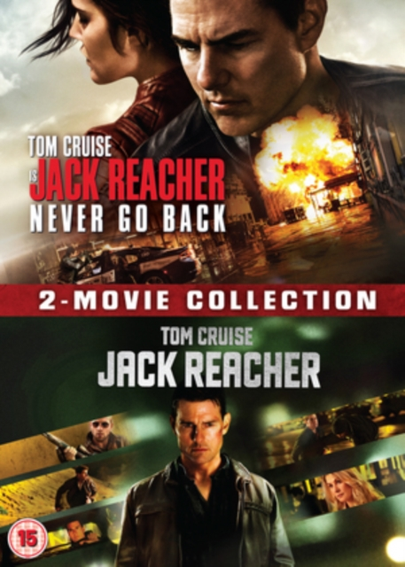 Jack Reacher: 2-movie Collection (Edward Zwick;Christopher McQuarrie;) (DVD / Box Set)