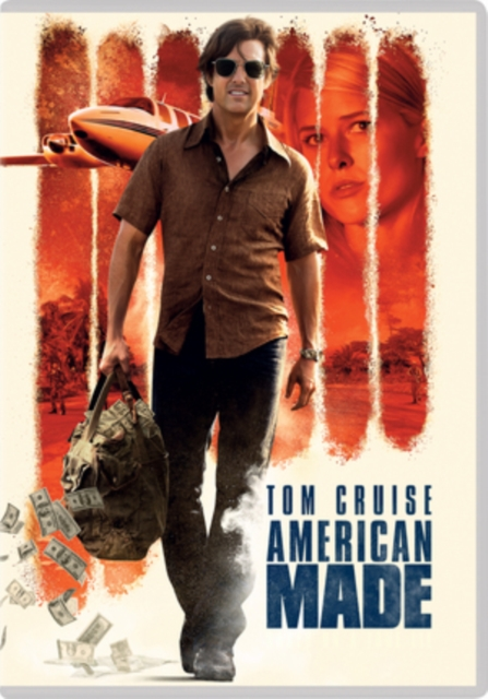 American Made (Doug Liman) (DVD / with Digital Download)