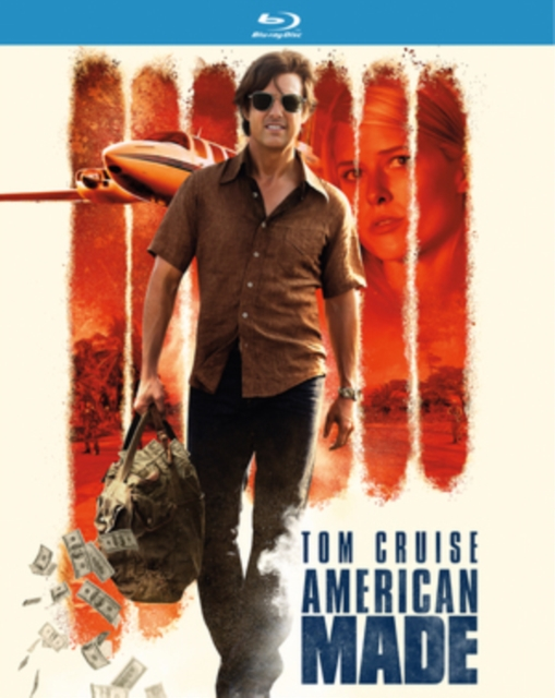 American Made (Doug Liman) (Blu-ray / with Digital Download)