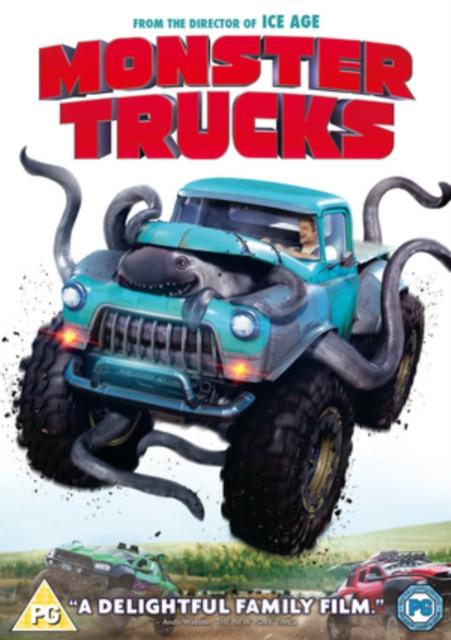Monster Trucks (Chris Wedge) (DVD)