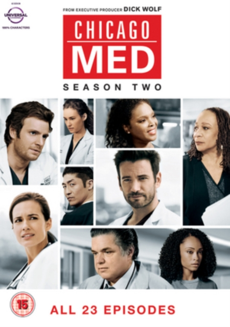 Chicago Med: Season Two (DVD)