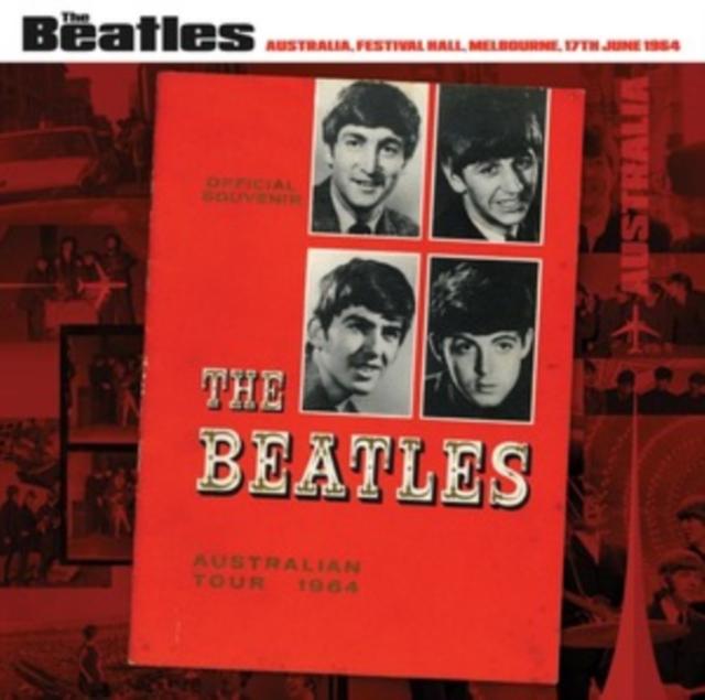 "Australia Festival Hall, Melbourne 17th June 1964 (The Beatles) (Vinyl / 12"" Album)"
