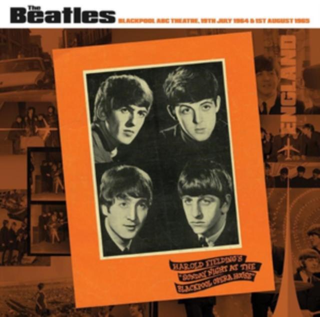"Blackpool, ABC Theatre, 19th July 1964 & 1st August 1965 (The Beatles) (Vinyl / 12"" Album)"