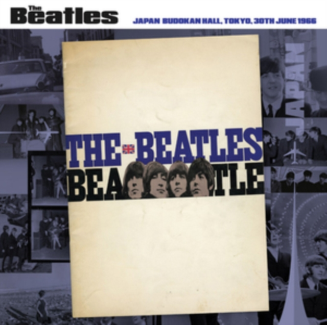 "Japan, Budokan Hall, Tokyo, 30th June 1966 (The Beatles) (Vinyl / 12"" Album)"
