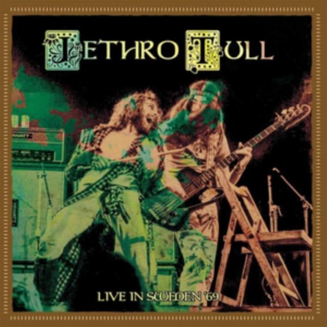 Live in Sweden '69 (Jethro Tull) (CD / Album)