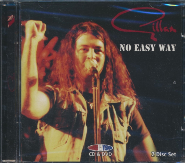 No Easy Way [cd + Dvd] (Gillan) (CD / Album)