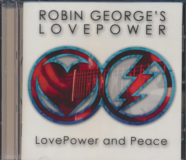 Lovepower and Peace (Robin George's Lovepower) (CD / Album)