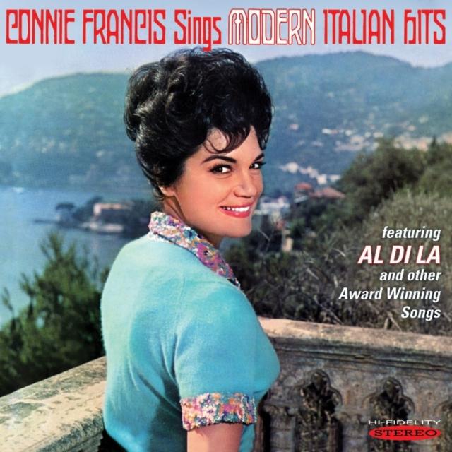 Connie Francis Sings Modern Italian Hits (Connie Francis) (CD / Album)
