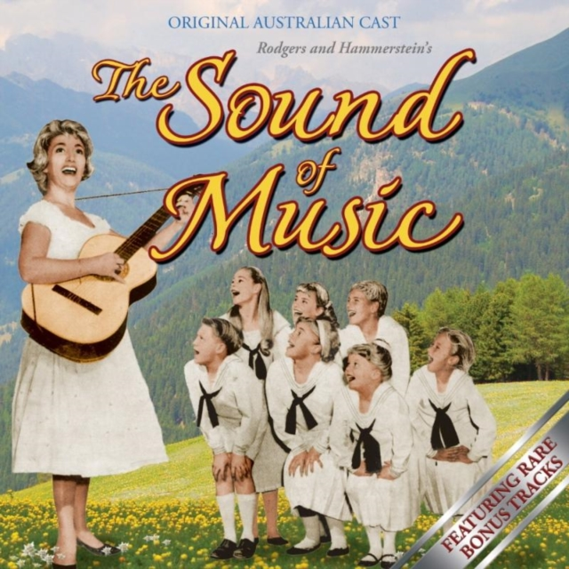 The Sound of Music (Original Australian Cast) (CD / Album)