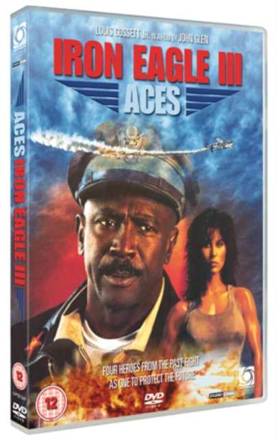 Aces - Iron Eagle 3 (John Glen) (DVD)