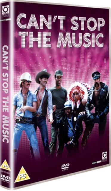 Can't Stop the Music (Nancy Walker) (DVD)