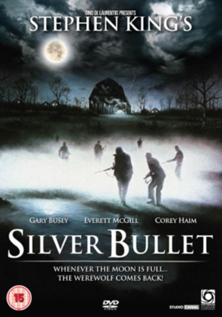 Silver Bullet (Daniel Attias) (DVD)