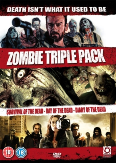 Zombie Collection (George A. Romero;Steve Miner;) (DVD / Box Set)